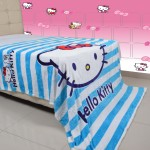 Selimut Broden hello Kitty Salur Rp.95.000.-/