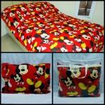 Balmut Mickey Mania Merah