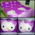 Balmut Hello Kitty Winter Ungu