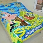 Selimut New season Spongebob