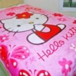Selimut New season Hello Kitty