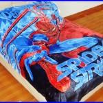 Selimut New season Spiderman